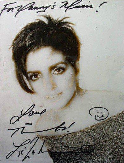 1108: Liza Minnelli