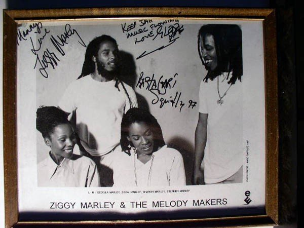 1111: Two Ziggy Marley and the Melody Makers