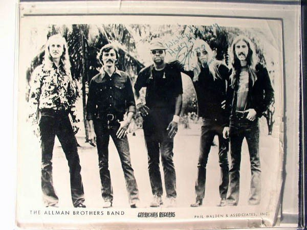 1114: Two The Allman Brothers Band