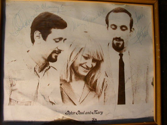 1120: Two Peter Paul and Mary