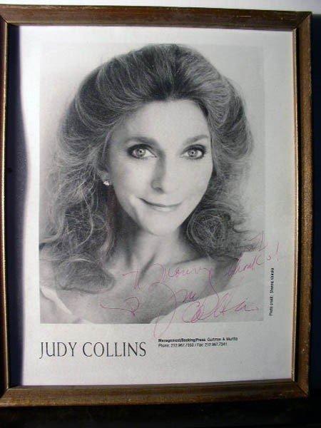 1158: Judy Collins