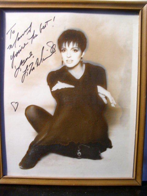 1162: Liza Minnelli