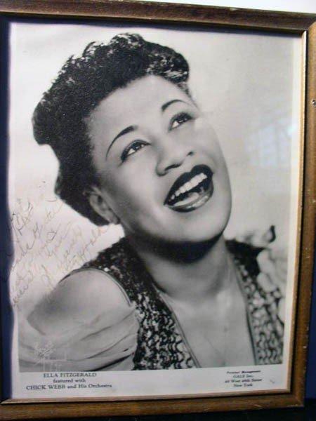 1163: Ella Fitzgerald