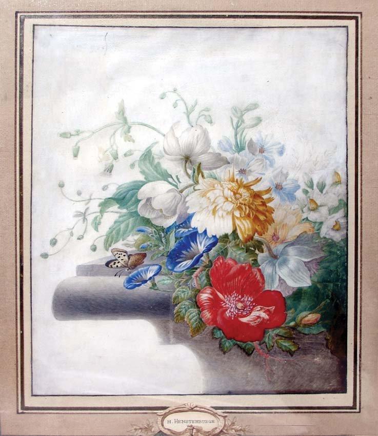 91: Herman Henstenburgh (1667-1726)