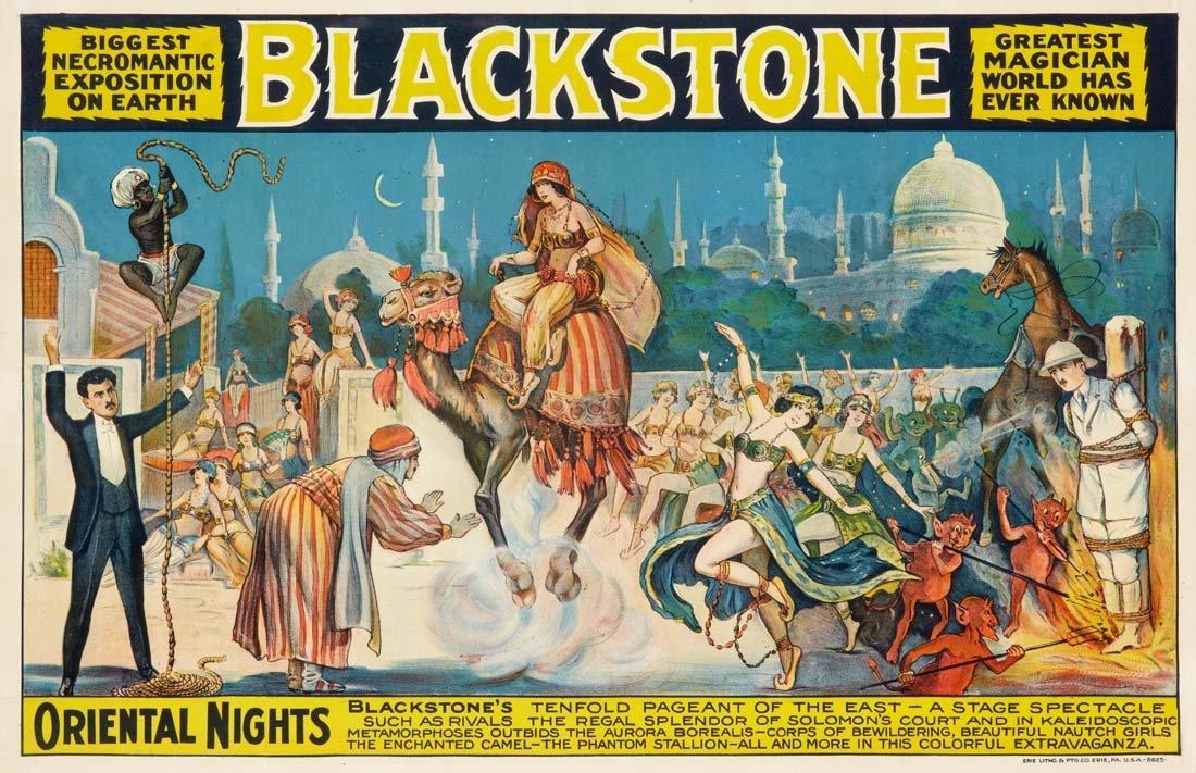 2: Blackstone, Oriental Nights