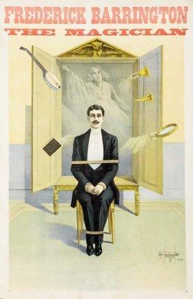 Frederic Barrington, Spirit Cabinet