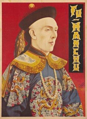 14: Fu Manchu, Portrait