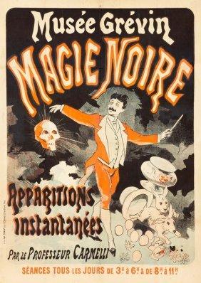 21: Magie Noire by Jules Cheret