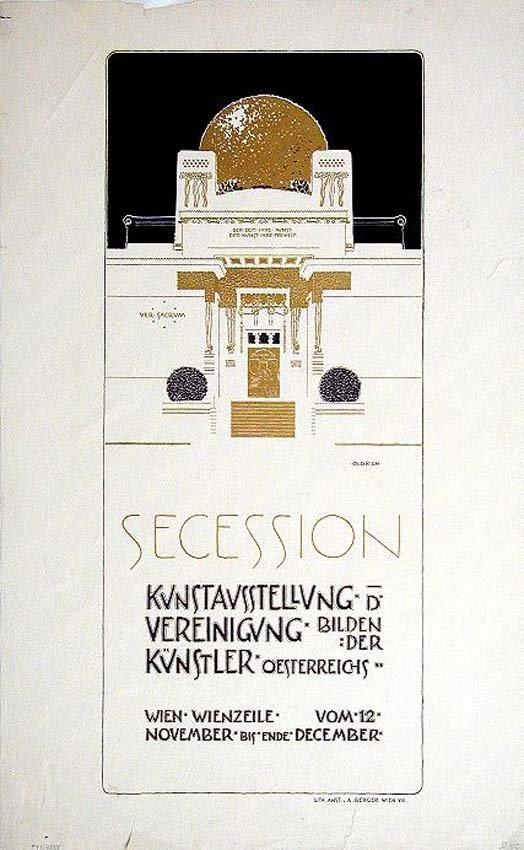 15: Secession / Kunstausstellung