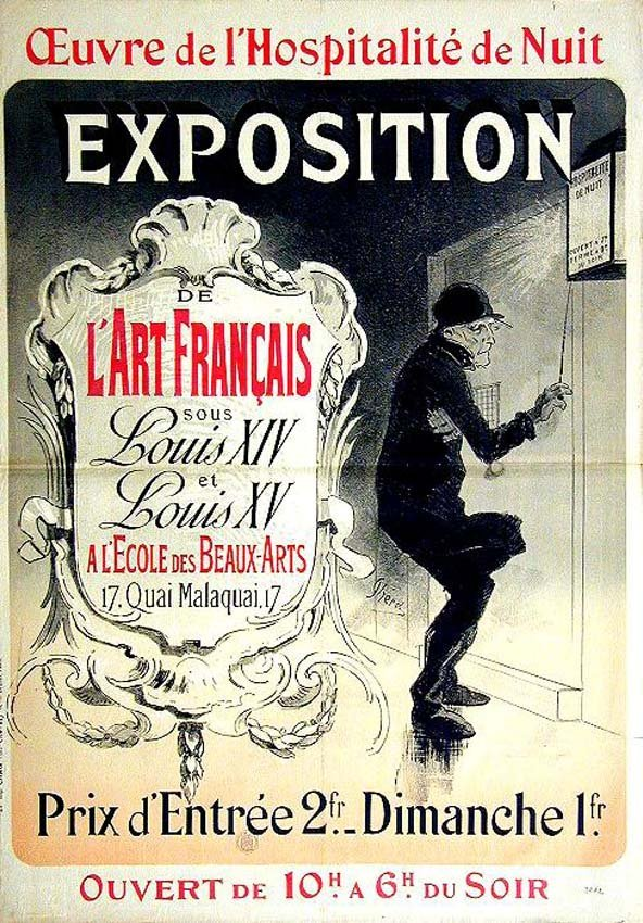 19: Exposition De L´Art Français Sous Louis XIV et Loui