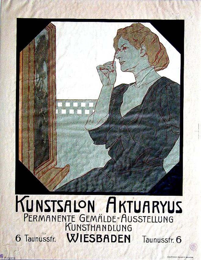 23: Kunstsalon Aktuaryus