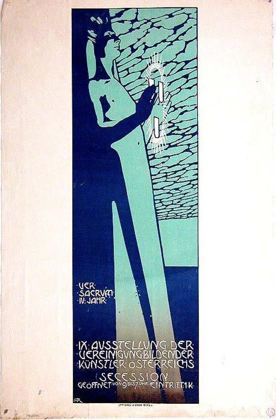 28: Ausstellung der Vereinigung Bildender / Secession