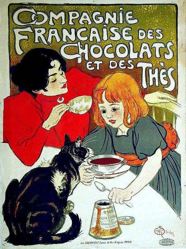 261: Compagnie Française des Chocolats
