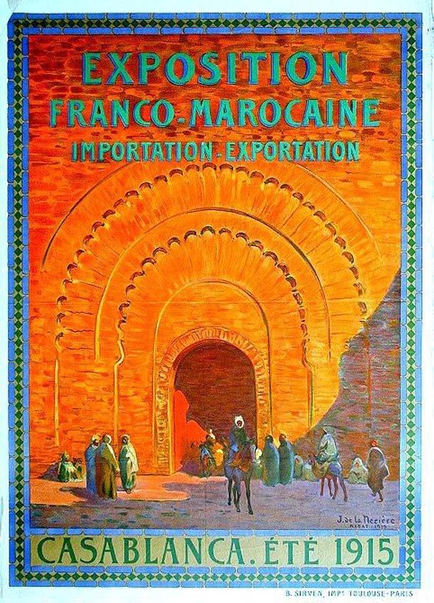 381: Exposition Franco-Marocaine