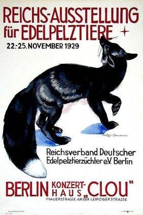 427: Reichs-Ausstellung für Edelpelztiere