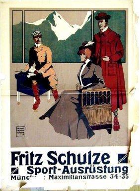 429: Fritz Schulze
