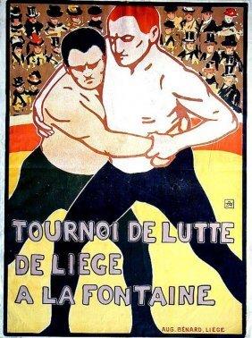 443: Tournoi de Lutte de Liège