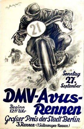 445: DMV-Avus-Rennen
