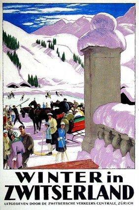 801: Winter in Zwitserland