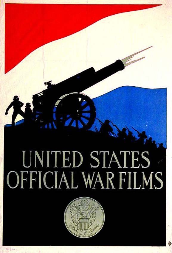 838: United States Official War Films