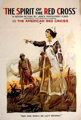 The Spirit Of The Red Cross