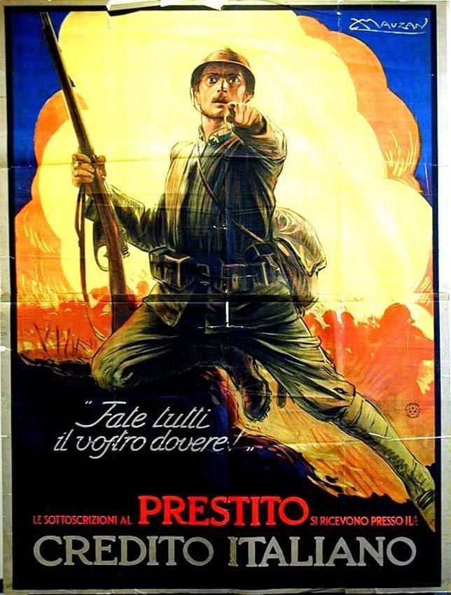 843: Prestito Credito Italiano