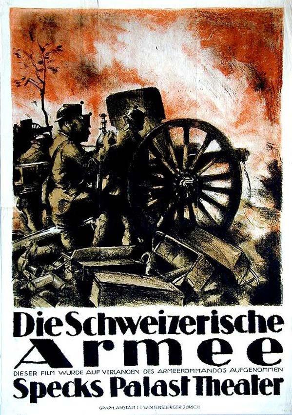 853: Die Schweizerische Armee