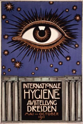 1125: Internationale Hygiene-Ausstellung Dresden