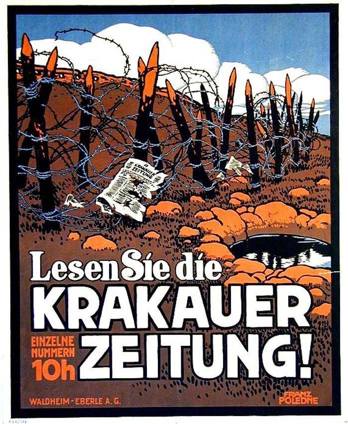 835: Krakauer Zeitung!