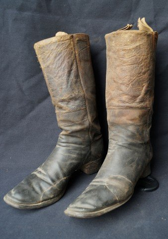 Pair of Leather Boots