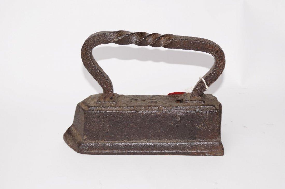 Cast Iron Tailor's Sadiron