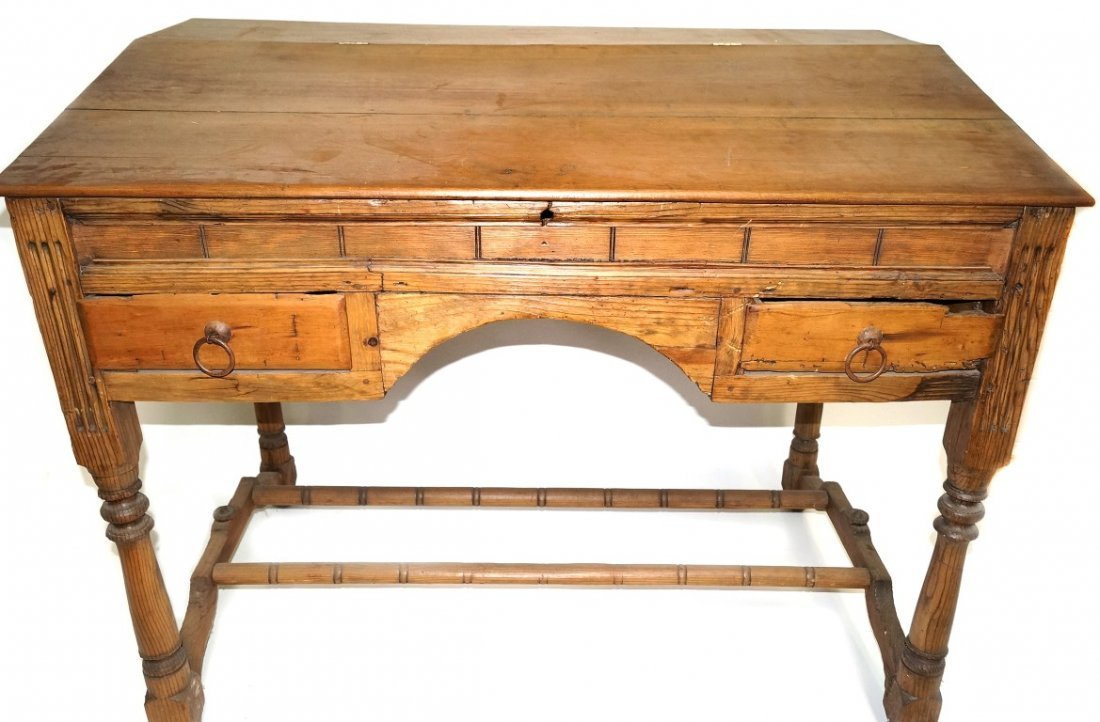 Sabino Wood Hacienda Desk