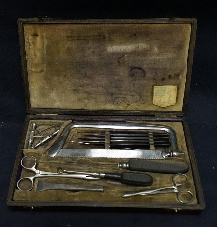 U.S. Army Surgeon's Kit