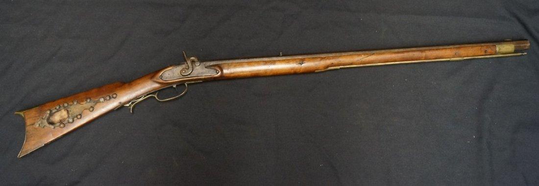 Pruitt Brothers Philadelphia Trade Rifle C. 1830's