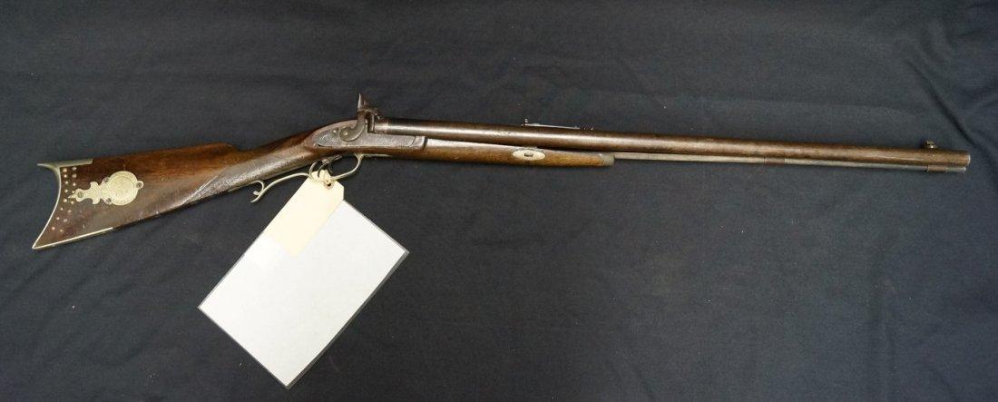 """Rifle/Shotgun of Scout """"Low Dog"""" C. 1850's"""