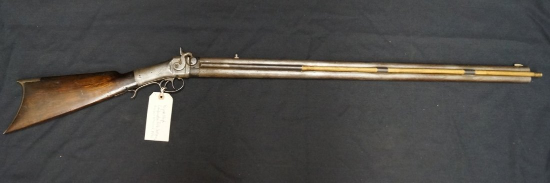 Rifle/Shotgun of Wyatt Earp
