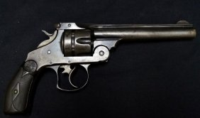 Smith and Wesson Revolver of C. E. Hoxsie