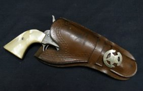 Colt Revolver with Holster