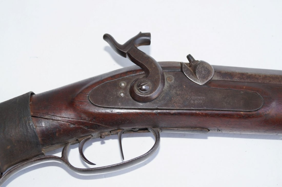 J. Henry & Son Percussion Rifle - 3