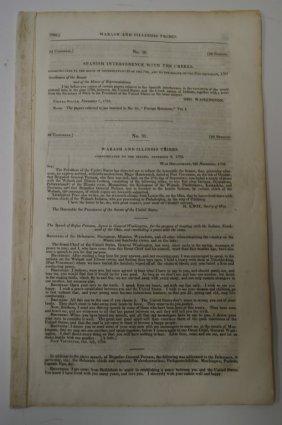 Wabash & Illinois Tribes Transcript