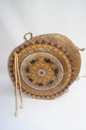 Northern Plains Indian Drum