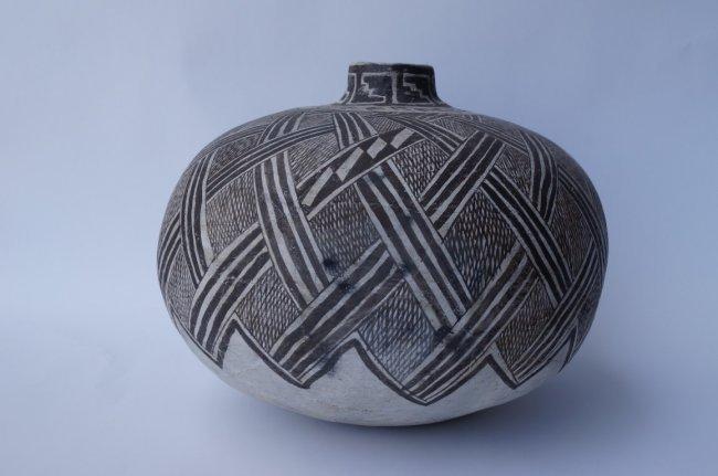 Tularosa Pottery Olla