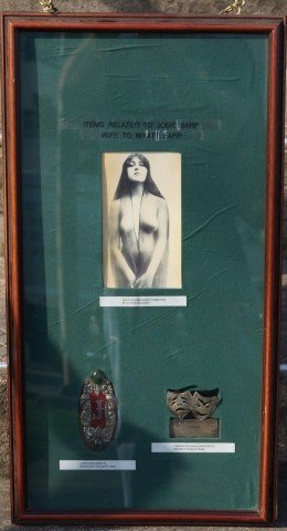 Items Related to Josie Earp