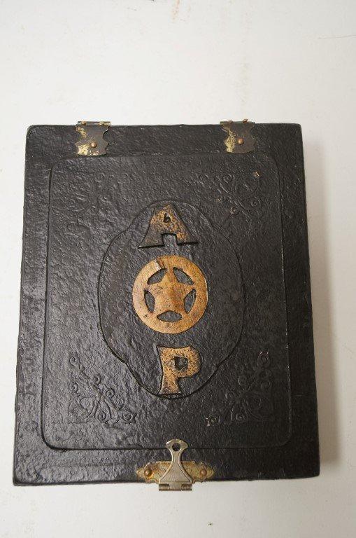 Detective Badge of Allan Pinkerton - 2