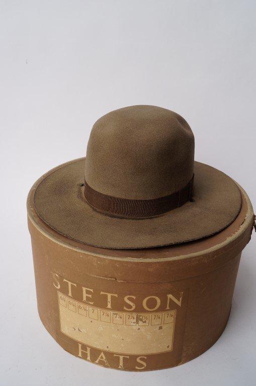 Early Stetson Hat Original Box