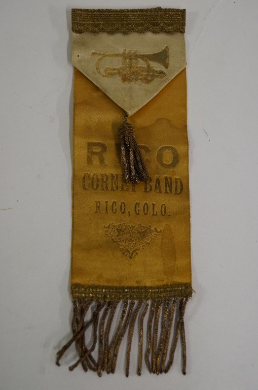 Rico Cornet Band Ribbon