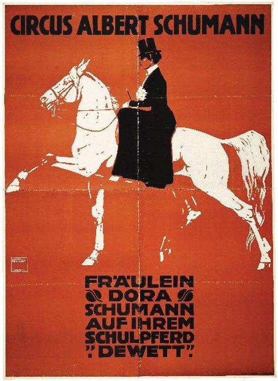 Circus Albert Schumann - Dora