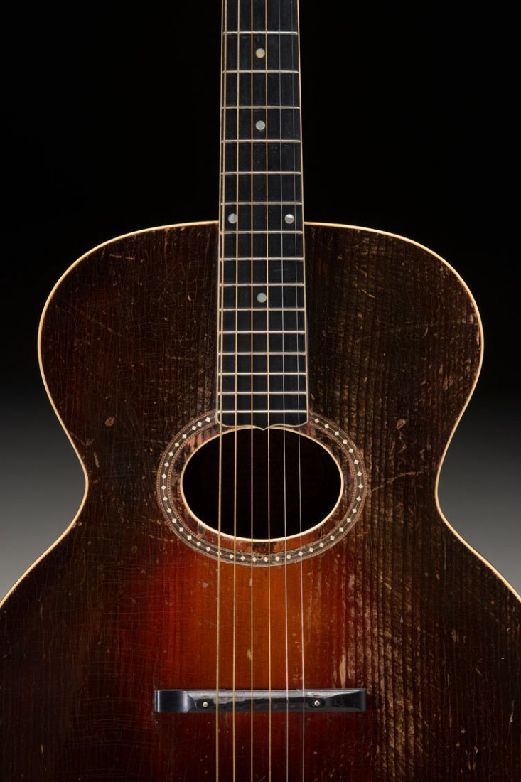 1919 Gibson L-4 - 4