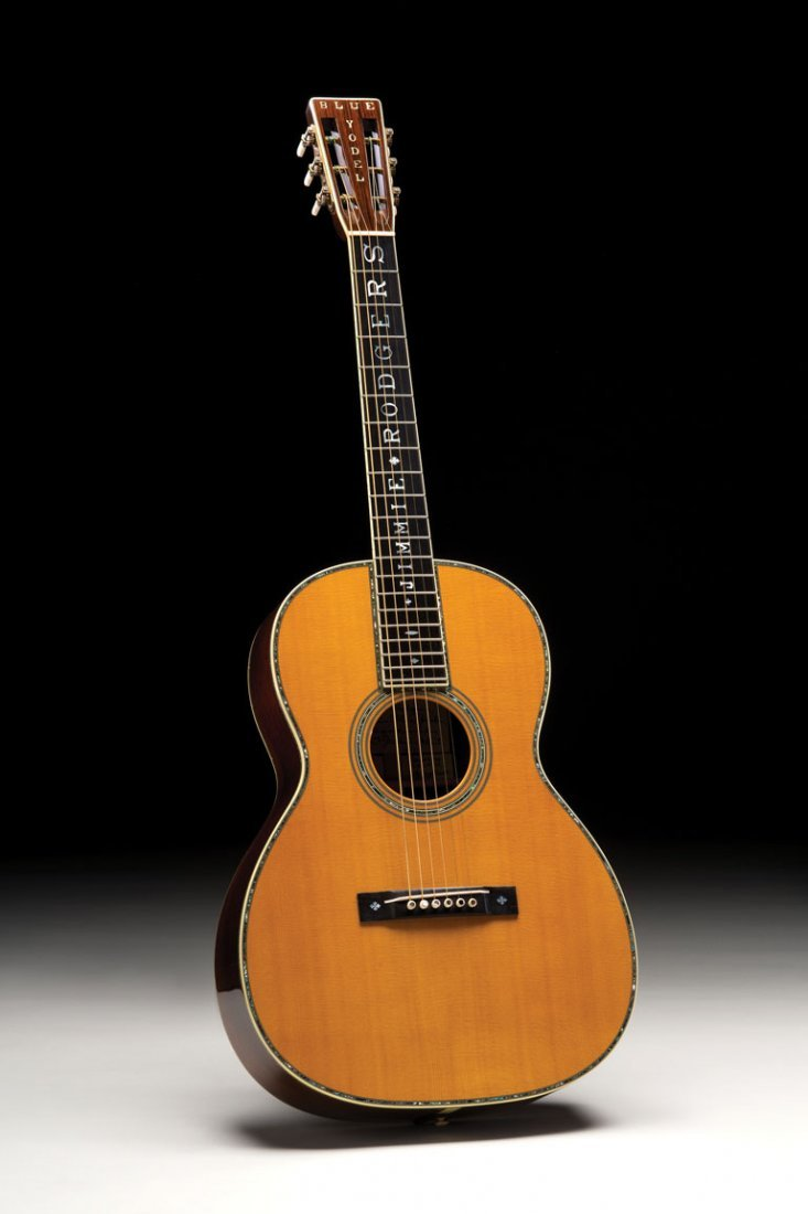 1997 Martin 000-45JR Jimmie Rodgers Limited Edition