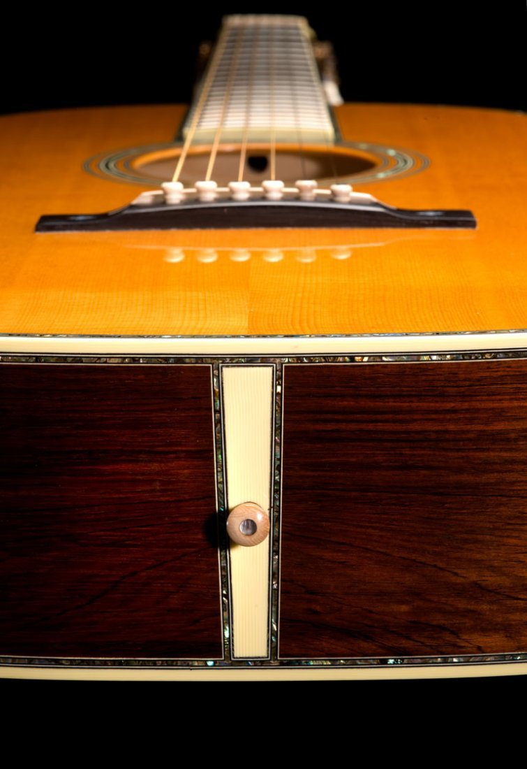 1997 Martin 000-45JR Jimmie Rodgers Limited Edition - 5